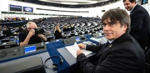 Post de Puigdemont retira su petición de entrar en Los Verdes ante la previsión de ser rechazado