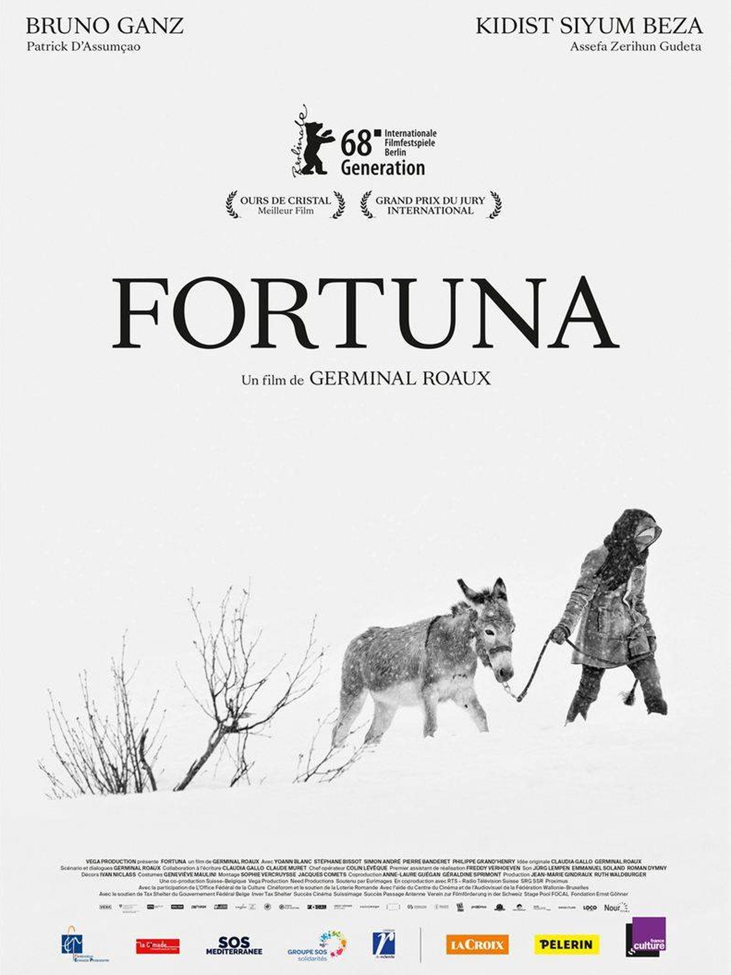 Cartel de 'Fortuna'.
