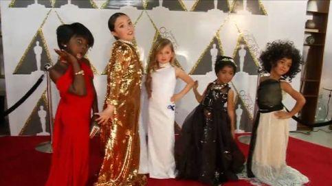 Los vestidos de los Oscar, en versión 'mini' para niñas