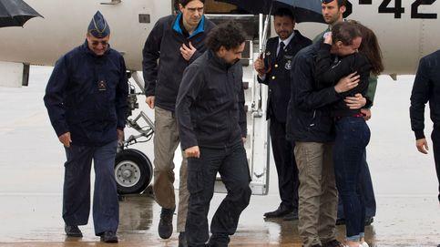 Seis claves para entender el rescate de los periodistas españoles