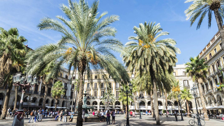 La Plaça Reial de Barcelona. (iStock)