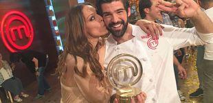 Post de Miguel Ángel Muñoz gana 'MasterChef':