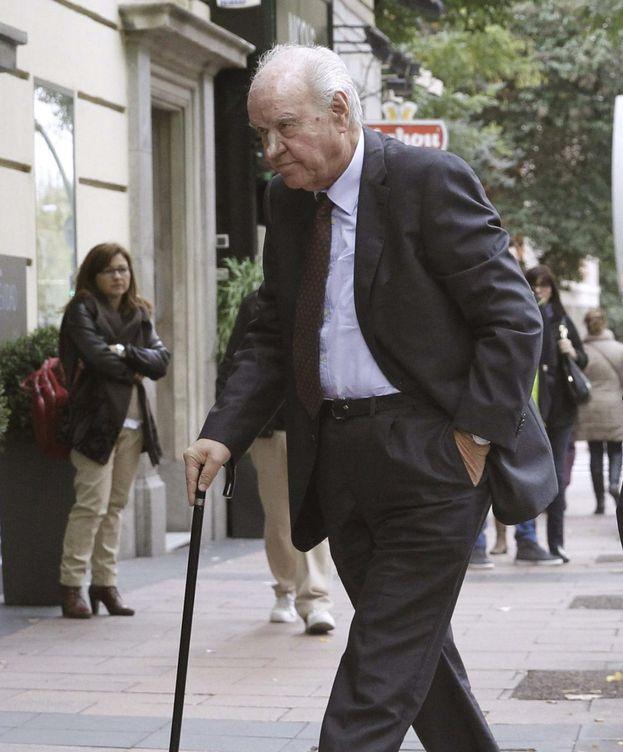 Foto: El empresario Carlos Sumarroca Coixet. (EFE/)