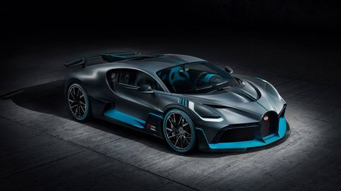 Bugatti Divo, una de las joyas europeas mostradas California