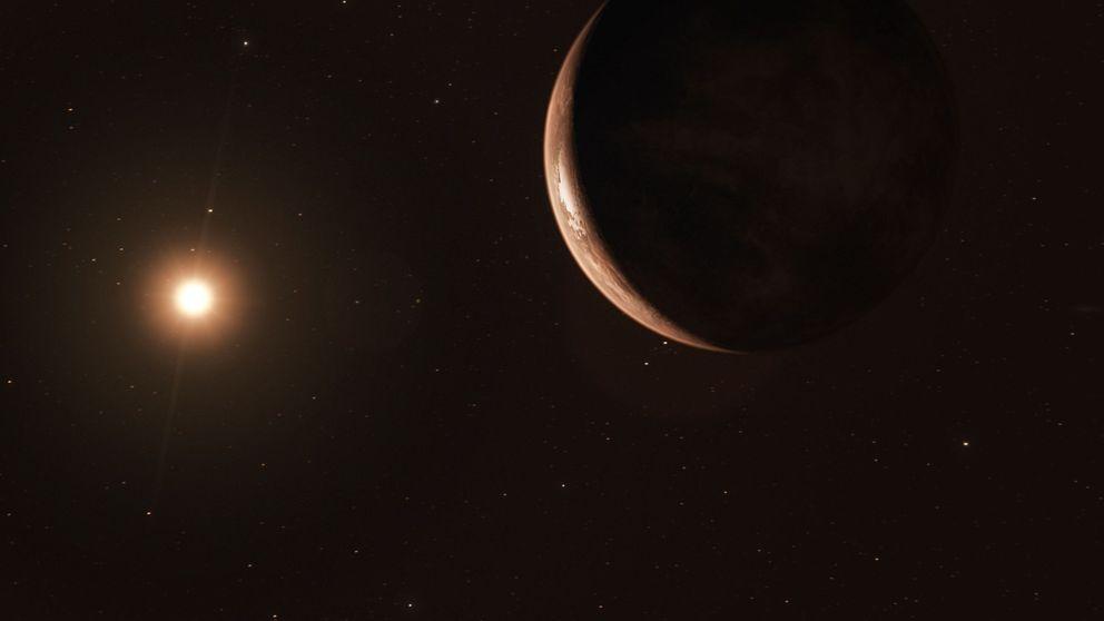 """Descubren un planeta externo al Sistema Solar del que """"escapan"""" metales pesados"""