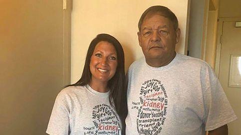 Dona un riñón y salva la vida al policía que la metió en la cárcel