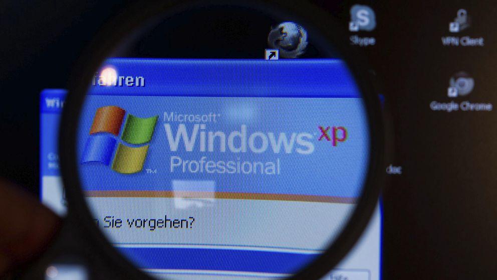 Windows XP fue inmune al ciberataque mundial (y no por su seguridad)