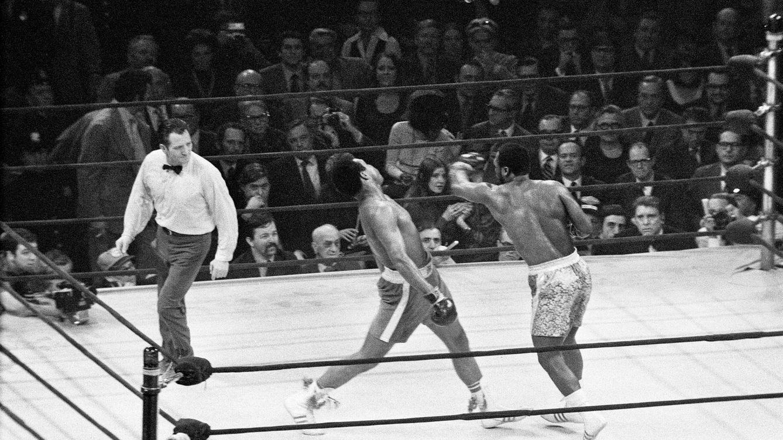 Los reyes llegaron en enero: de Muhammad Ali a Foreman, pasando por Frazier