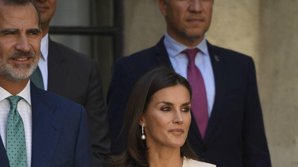 Foto: La reina Letizia en Sevilla. (Limited Pictures)