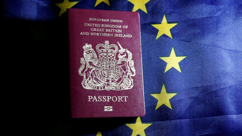 Brexit, efecto rebote: se duplican los británicos que piden otro pasaporte de la UE