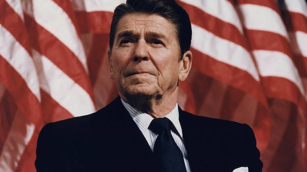 Foto: Ronald Reagan. (Flickr)