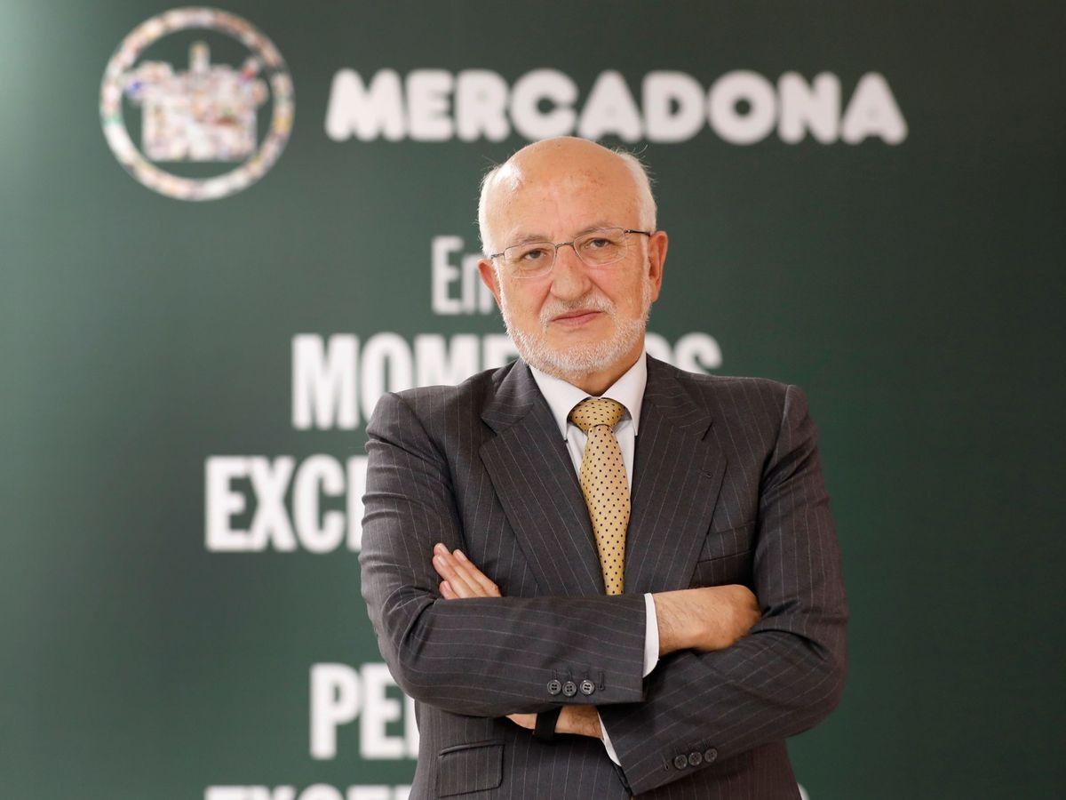Foto: Juan Roig, presiente de la compañía (EFE)
