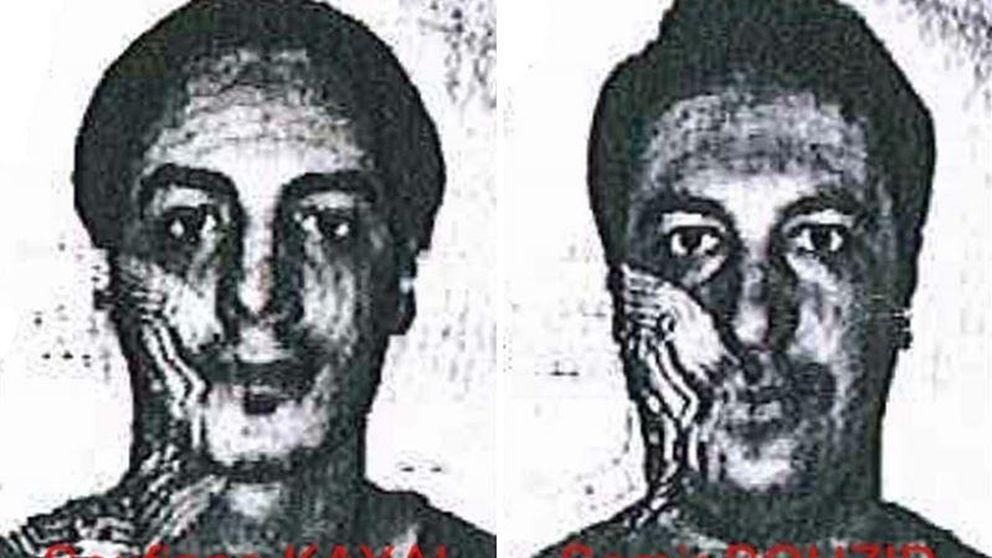 La Policía busca a dos sospechosos más de los atentados de París