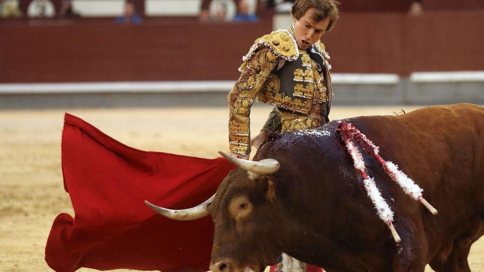 Foto: El diestro valenciano, Román Collado. (EFE)