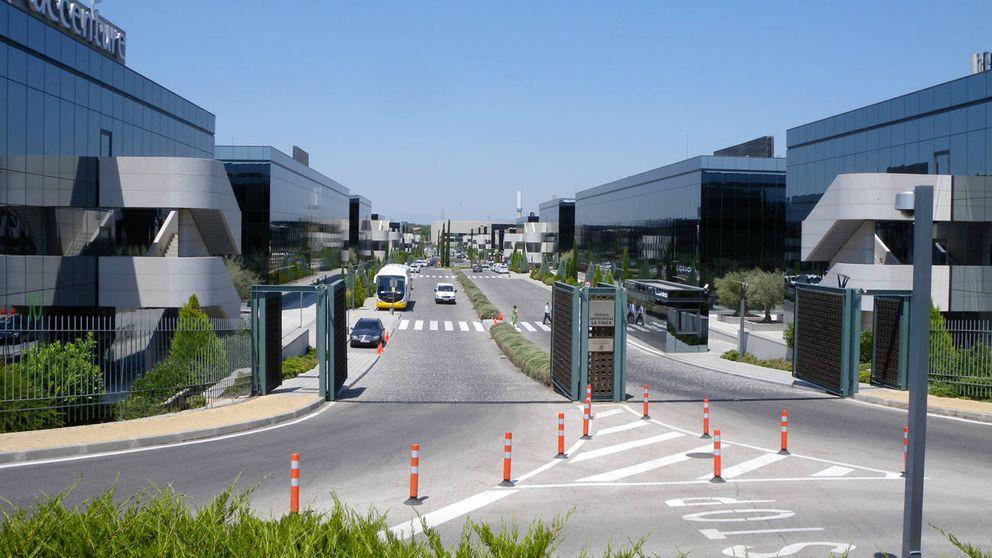 Arranca la batalla por La Finca: Drago y Allianz compiten por comprar sus oficinas