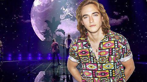 Manel Navarro cantará sobre una tabla de surf en Eurovisión 2017
