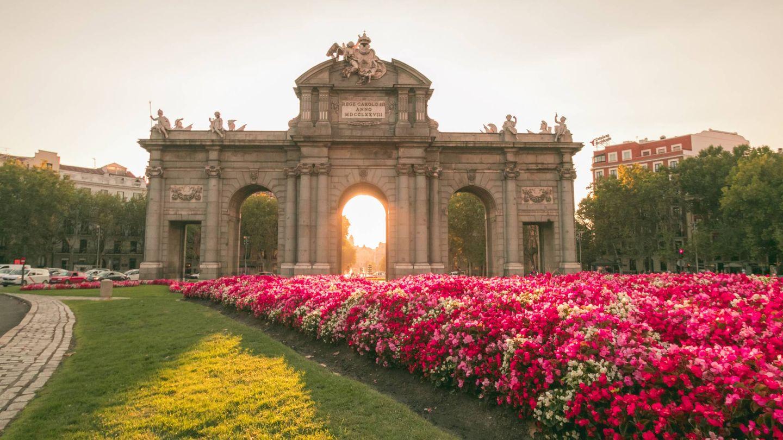 Puerta de Alcalá. (Unsplash)