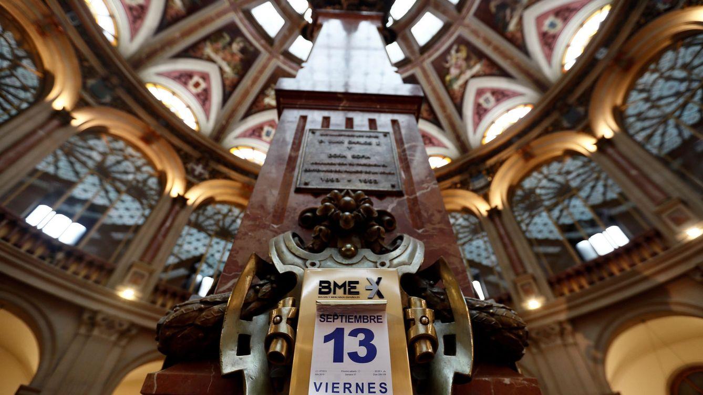 La banca ignora al BCE, al IRPH y a JP Morgan y vuela alto en bolsa