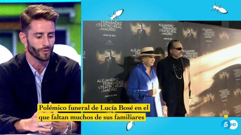 Críticas a Telecinco por rescatar a Pelayo Díaz como colaborador de 'Hormigas blancas': ¿Qué sabe de Miguel Bosé?