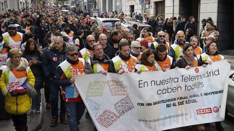 Guerra sindical en la nueva Telemadrid para reducir el número de liberados