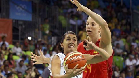 La selección española de baloncesto femenino debuta con victoria en Río