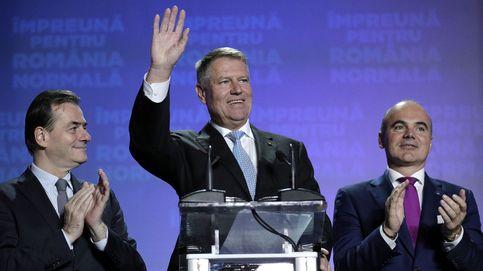 Los conservadores ganan la primera vuelta en las elecciones presidenciales de Rumanía