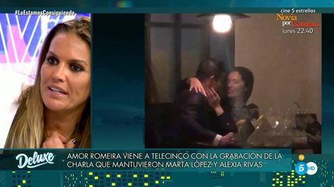 Marta descubre en directo un nuevo vídeo demoledor de Alfonso Merlos