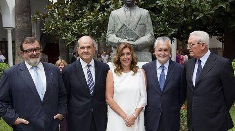 Susana Díaz descarga en Ferraz la herencia de Chaves y Griñán con los ERE