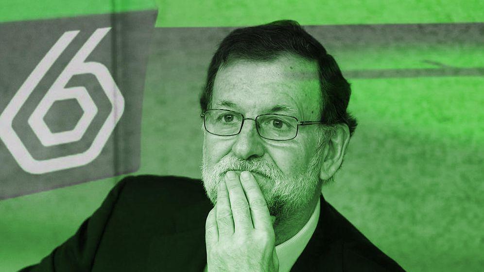Foto:  Rajoy será entrevistado por Jordi Évole el próximo domingo, día 3 de abril.