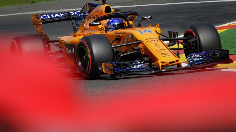 Desde el primer día de pretemporada de 2017 Zak Brown avisó que McLaren no ganaría en aquella temporada, también con Honda