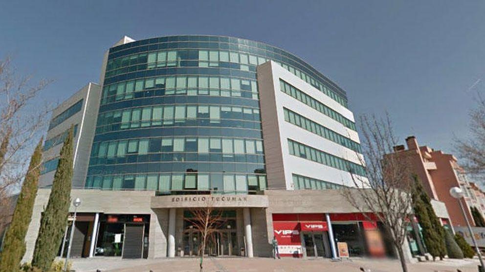 Blackstone ultima la venta  de un edificio en Campo de las Naciones