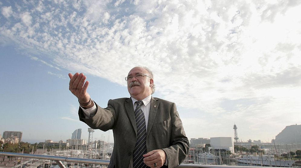 Foto: Josep Lluis Carod Rovira, expresidente de ERC (EFE)