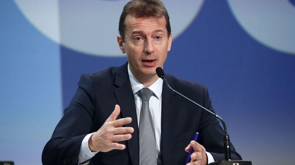 Foto: Guillaume Faury, consejero delegado de Airbus. (EFE)