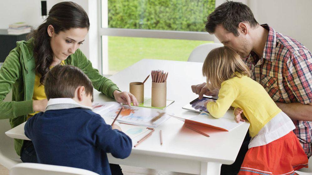 Foto: Algunos padres han pedido que se regule la cantidad de deberes.