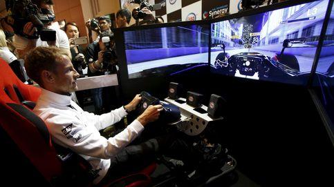 McLaren, pionero en la simulación: cuando una tecla cambia un monoplaza