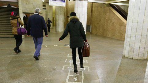 La vida oculta del metro de Moscú