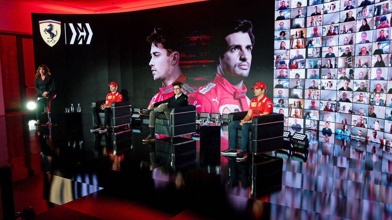 Los dardos de Mattia Binotto a Leclerc y Sainz que confirman la metamorfosis de Ferrari