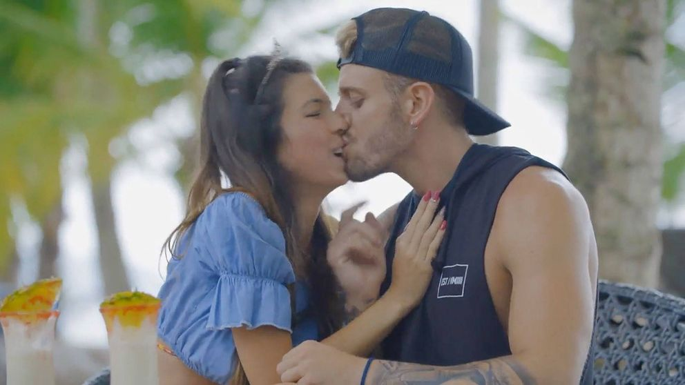 Andrea e Ismael en 'Tentaciones': así destrozan Óscar y Andreina su amor