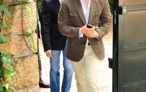 ¿Qué hace Jesús Vázquez y su marido en el hotel de La Selección?