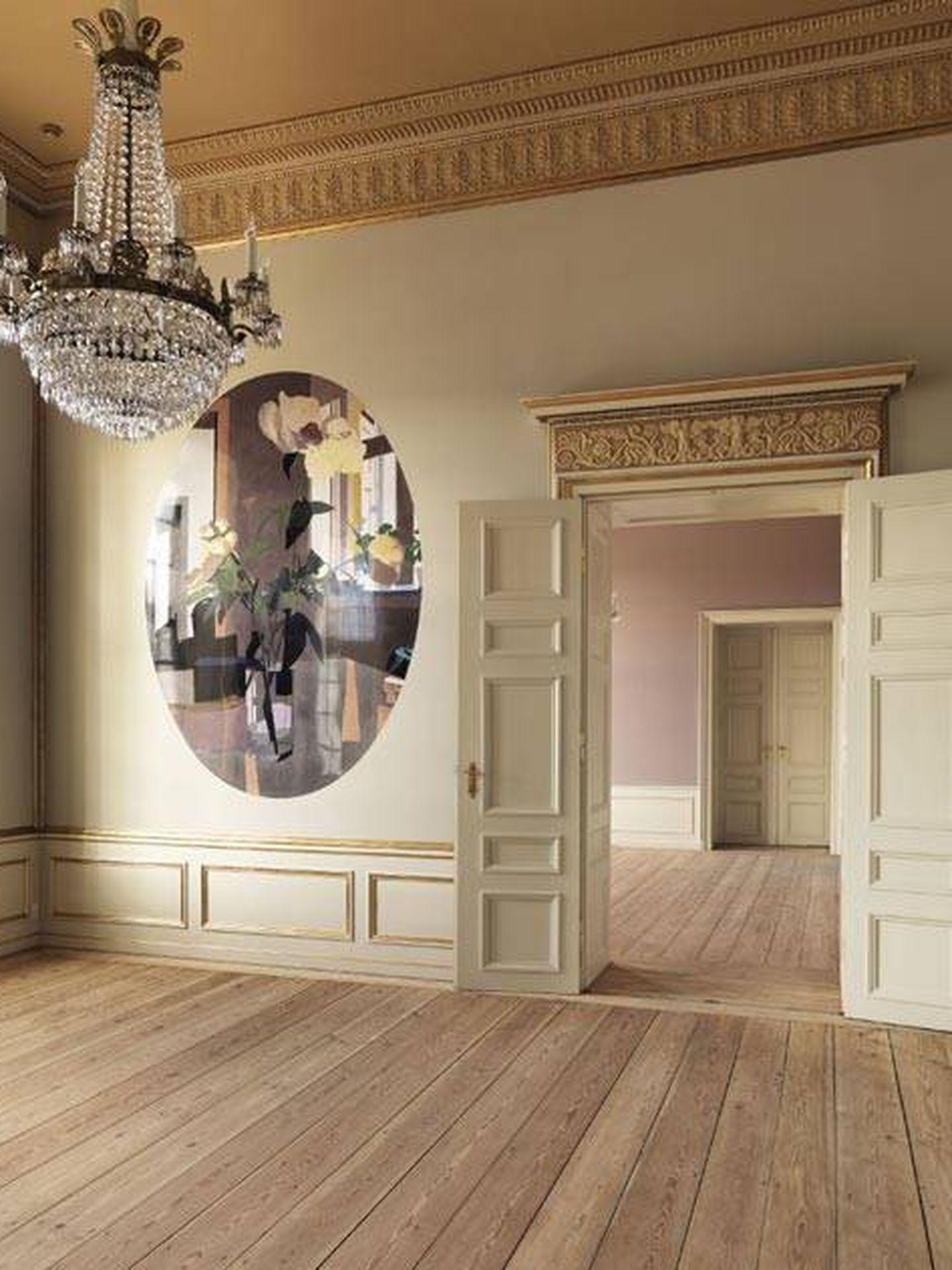 Despacho de la princesa Mary. (Tariq Mikkel Khan/Casa Real)