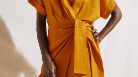 Favorecedor y elegante: así es el vestido soñado de Massimo Dutti