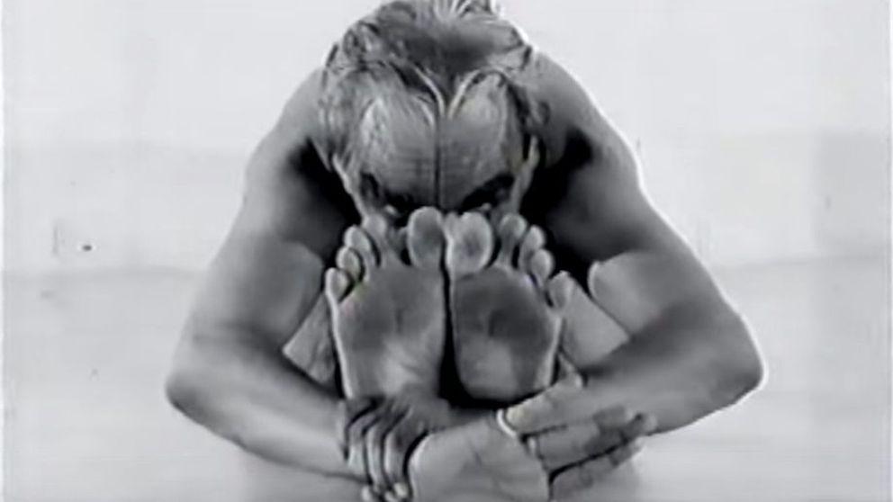 BKS Iyengar, el indio que hizo del yoga una práctica para huir del estrés