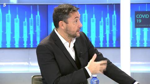 El estallido de indignación de Ruiz ante las críticas al Gobierno: Me parece grave