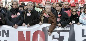 Acuerdo entre Gobierno y sindicatos: habrá que trabajar 38,5 años para jubilarse a los 65