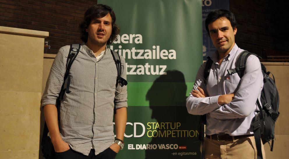 Foto: Daniel Perelló y Javier Ruiz, CEOs de SchoolMars.
