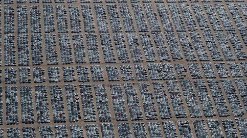 Nos colamos en un enorme 'cementerio' de coches diésel