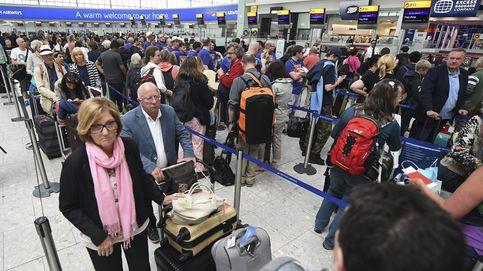 IAG paga en bolsa el caos en aeropuertos provocado por British Airways