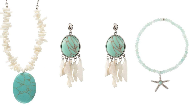 Las tres joyas parece que incluso huelen a mar. (Cortesía)