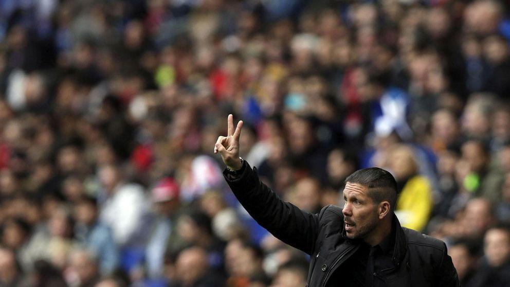 El Atlético rebaña la hucha para atar a Simeone y evitar su fuga al PSG