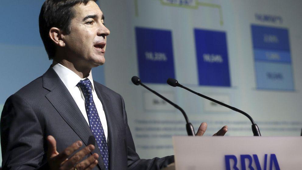 BBVA tiene claro que no pagará por el euribor negativo: El límite está en el 0%